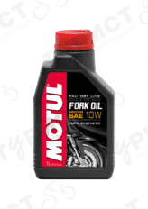 Масло Motul Fork Oil Medium 10W Син 1Л