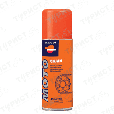 СМАЗКА ЦЕПИ REPSOL CHAIN 400ML