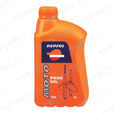 МАСЛО REPSOL FORK OIL 5W 1L