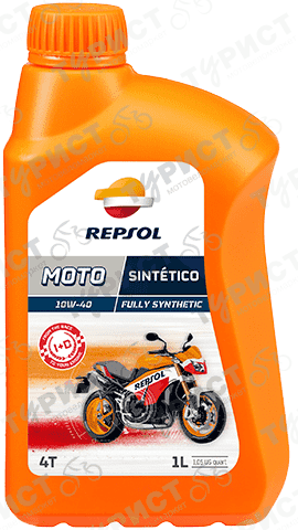 МАСЛО REPSOL SINTETICO 10W40 4L FULLY SINTHETIC