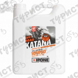 МАСЛО IPONE KATANA OFF ROAD 4T 10W60 1Л СИНТЕТИКА