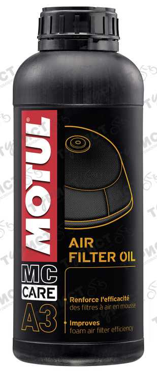 Масло Motul Air Filter Oil 1Л