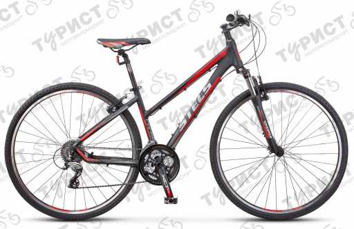Велосипед Stels 700 Cross 150 Lady