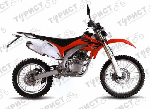 Мотоцикл Motoland Xr 250 Cross
