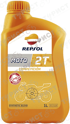 МАСЛО REPSOL SINTETICO 2T 1L SYNTHETIC BLEND