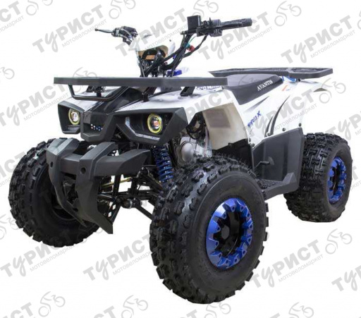 КВАДРОЦИКЛ AVANTIS ATV 125  HUNTER NEW 8